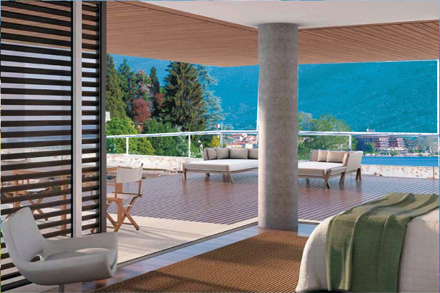 Vakantie appartement Lago Maggiore